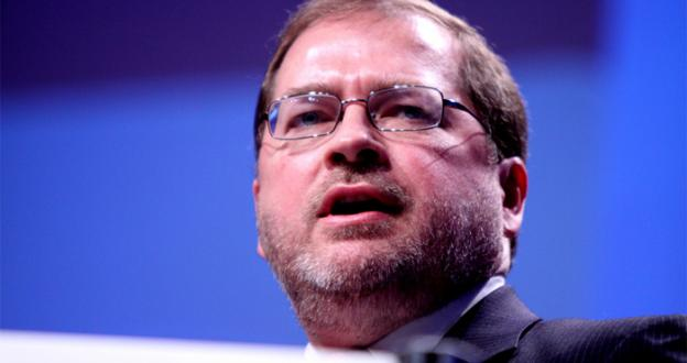 Grover Norquist, the conservative lobbyist who heads Americans for Tax Reform, was admonished Tuesday by congressman Frank Wolf (R-Va.) for his inflexibility.