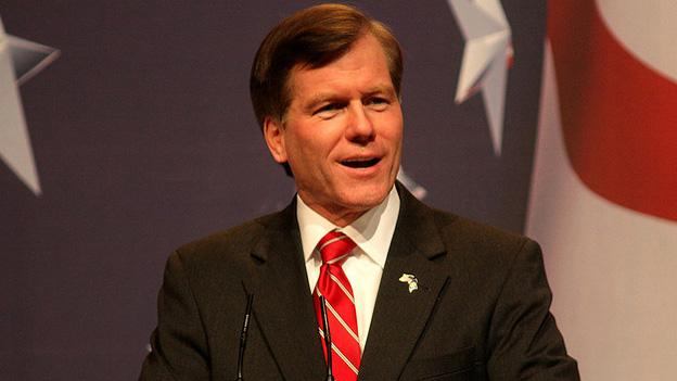 "Virginia Gov. Bob McDonnell gets a ""promise kept"" rating from Politifact on the expansion of gang-free zones issue."