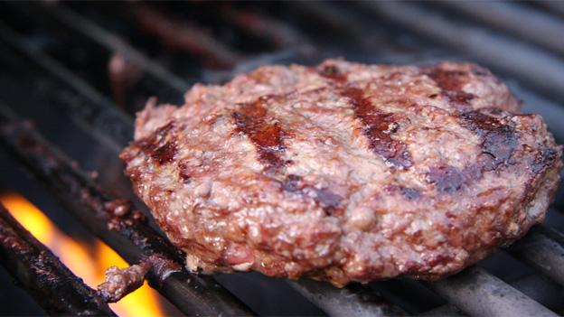All-beef burgers are no longer on the menu in Fairfax.