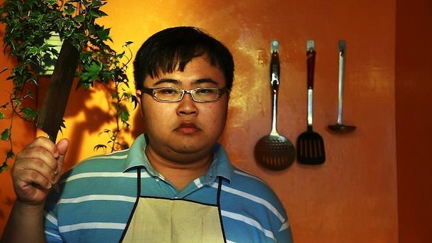 Hong Kong's Chubby Can Kill screens Friday at the U.S. Navy Memorial Burke Theater.
