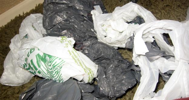 Montgomery County will join D.C. in charging consumers a 5-cent surcharge for plastic shopping bags to encourage the use of reusable bags.