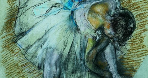 The Phillips Collection showcases the revered portraits of ballet dancers by Impressionist Edgar Degas.