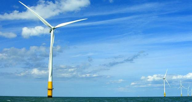 Wind power is poised on the brink of expansion off of Virginia's coast.
