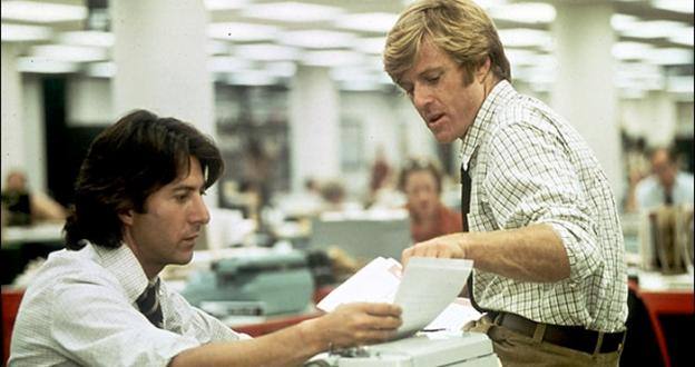 All The President's Men screens at AFI Silver during the DC Labor FilmFest.