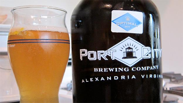 Virginia is for (craft beer) lovers. The Port City Optimal Wit took home gold.