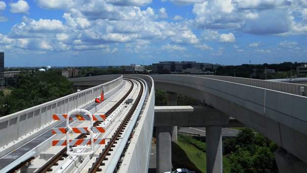 In the D.C. region, transit and roads live side by side, but the question lingers of how to apportion funding lingers.