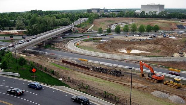 Virginia Transportation Secretary Sean Connaughton says the state aims to coordinate with Maryland and the District on road projects to ensure the best commute for all drivers.