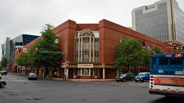 Police are asking anybody with information about the attack at Ballston Common Mall on Thursday afternoon to call 703.558.2222.