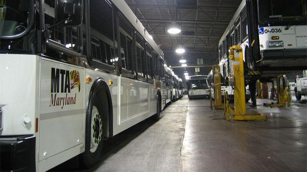 Half the MTA Maryland fleet of buses will be equipped with audio recording equipment by the end of the year.