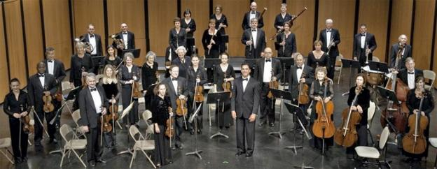 The Virginia Chamber Orchestra drops all sorts of Mozart this weekend.