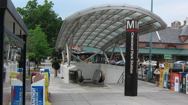 Metro recommends bypassing the Cleveland Park Metro Tuesday afternoon.