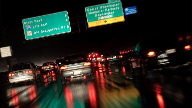 For D.C.'s overworked populace, driving while sleepy is all too common.