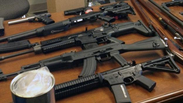ATF officials don't associate Virginia's high number of machine guns with an increase in crime, because registered weapons are less frequently used.