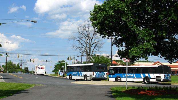 Montgomery County planning developers are seeking public feedback on a new countywide bus system.