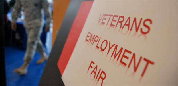 While the unemployment rate for veterans of the recent wars in Afghanistan and Iraq continues to climb, companies say they are eager to hire workers with military experience.