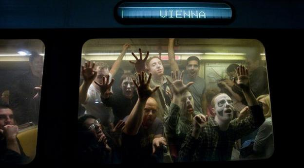 Zombies on the Orange Line will need to add an additional 10 minutes to their shamble time.