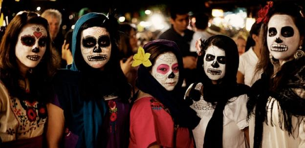 The Torpedo Factory Art Center celebrates Día de los Muertos in Alexandria Saturday