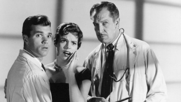 The Tingler terrifies tonight at AFI Silver.