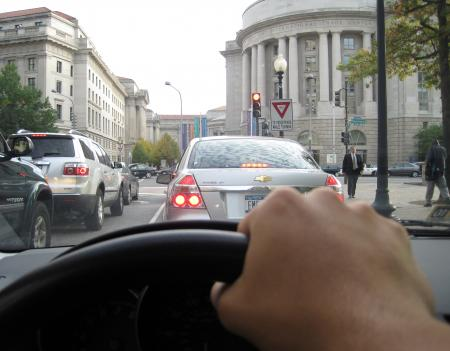 Traffic is legendary in the D.C. area...and things appear to be getting worse.