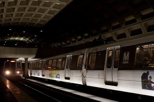 The Smart Benefits program allows employers to set aside money on workers' SmarTrip cards. In one change starting in January, Metro will be keeping money designated for riding the train or bus in a separate account from money designated for parking in Metro lots.