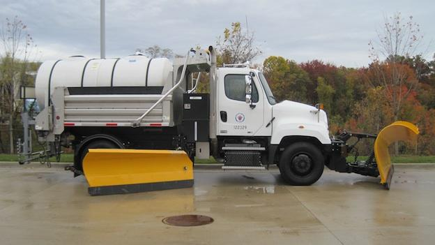 Montgomery County snow plows are preparing for this winter.