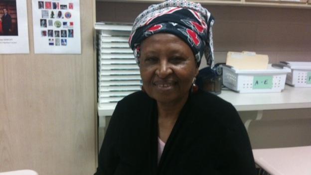 Wanjiru Kamau won the Purpose Prize award for her organization, African Immigrant and Refugee Foundation.