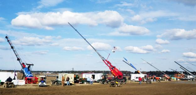 The 2011 Punkin Chunkin Championship will bring tens of thousands to Bridgefield, Del. this weekend.