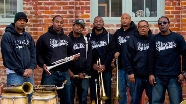 The Stooges Brass Band brings its unique mix of New Orleans flavor and hip-hip beats to D.C. on Wednesday night.