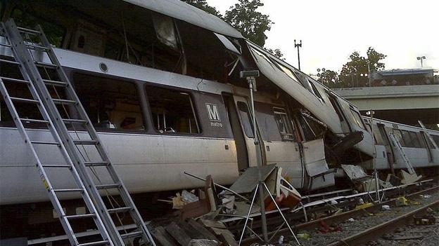 Nine people were killed in the 2009 Red Line crash.