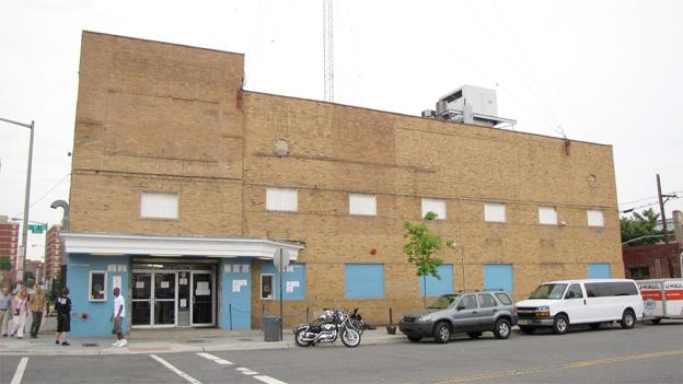 The building that now houses the 9:30 Club was once the home of the WUST radio station.