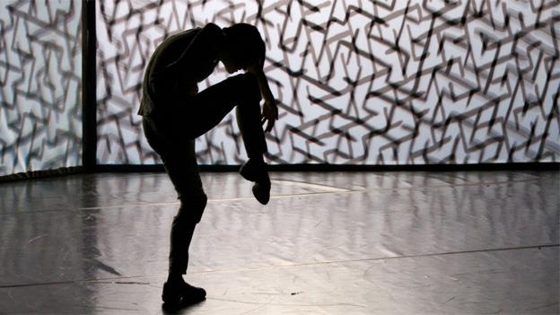 S/he is Nancy Joe is a visual dance performance that delves into the question of gender identity.