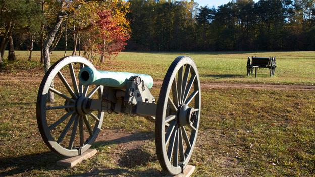Walmart's donated land is part of the Wilderness Battlefield, a significant historic site for the Civil War.