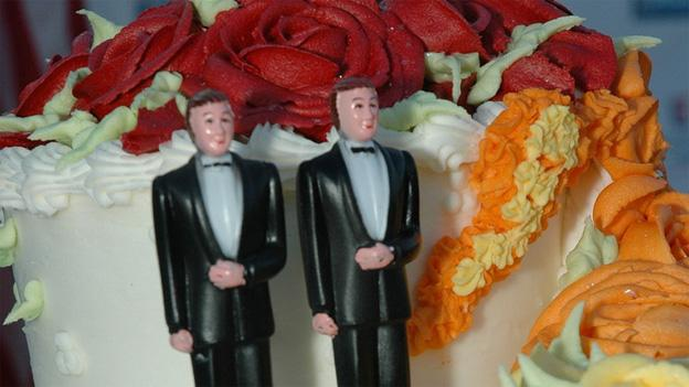The wedding industry, which includes everything from hotels to bakeries, is expected to see a bump from the same-sex marriage law's passage.