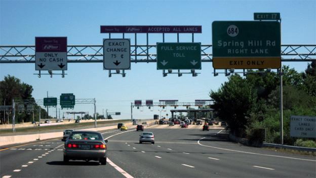 Drivers on the Dulles Toll Road will see a 50 cent bump in tolls.