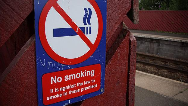 If the new bill passes, Montgomery County's smoking ban would be extended to county owned and leased properties.