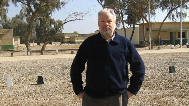 Thomas Ricks, as shown in an AP file photo provided by Penguin Press in 2005.