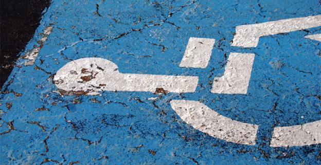 The holidays can be difficult for all drivers, but handicapped drivers suffer the most when their parking spots are taken.