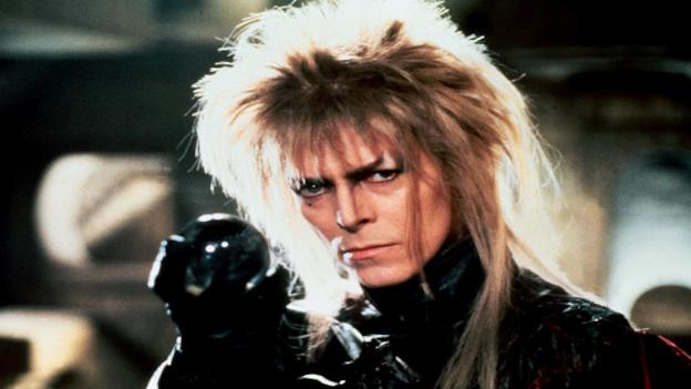 David Bowie helps pay tribute to Jim Henson in Labyrinth, showing at AFI Silver.