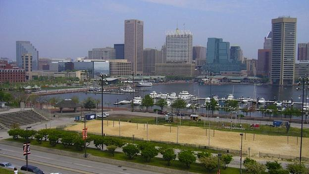 Occupy Baltimore protestors have filed a permit to remain at an Inner Harbor park through the spring.