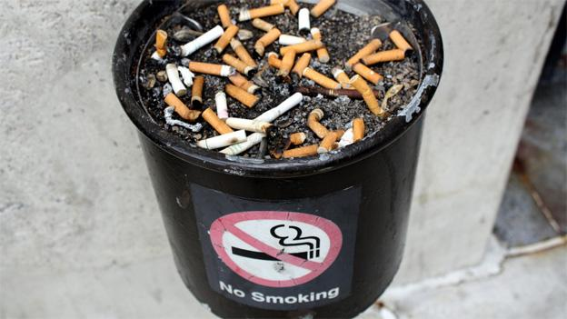 No-smoking signs could be popping up in many more places in D.C. in the future.