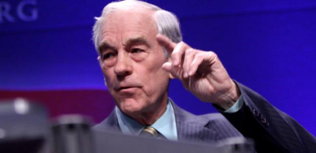 Texas Republican Ron Paul will appear at the top of the GOP ballot in Virginia.