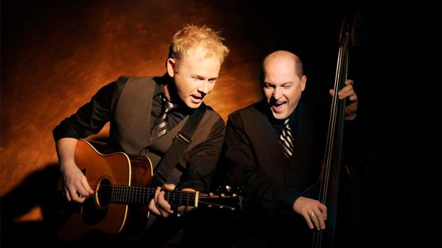 Grammy-nominated bluegrass duo Dailey & Vincent are bringing their seamless harmony and unique arrangements to the Hylton Performing Arts Center this Saturday night.