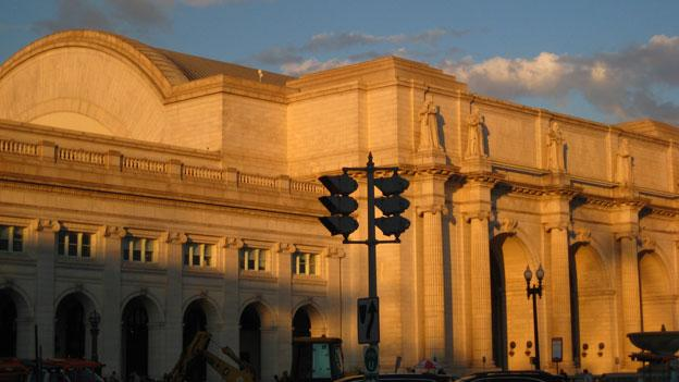 Union Station is still cleaning up after the 5.8-magnitude earthquake that hit the D.C. region in August, forcing the station to cancel its annual holiday tree lighting.
