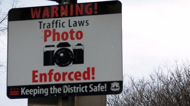 This past fiscal year, the District pulled in more than $175 million from traffic cameras