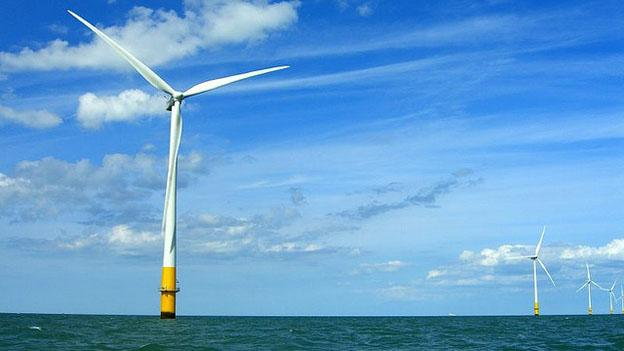 The U.S. Interior Department has given the go ahead for offshore wind leases off the coasts of Maryland and Virginia.