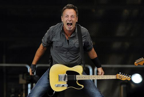 Bruce in the U.S.A., a cover band honoring The Boss himself, takes the stage at the State Theatre.