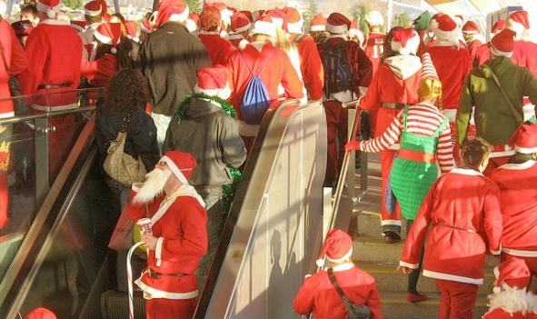 Christmas concerts take over the District like Santas mobbing the mall.