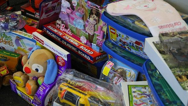 The Northern Virginia Toys for Tots will be accepting donations until Dec. 18.