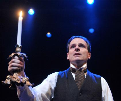 Olney Theatre Center celebrates Charles Dickens' bicentennial with A Christmas Carol: A Ghost Story of Christmas.