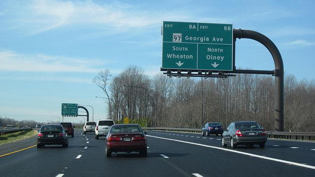 The Maryland Transportation Authority may raise the speed limit on the Intercounty Connector.